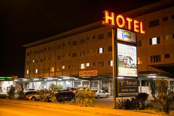 Hotel Lumiar Conforto e Economia